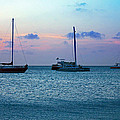 View From A Catamaran3 - Aruba by Carolyn Stagger Cokley