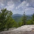 View From A Mountain In A Vermont by Randall Nyhof
