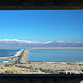 View From Antelope Island by Jim West