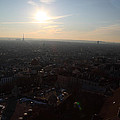 View From Basilica Of The Sacred Heart Of Paris - Sacre Coeur - Paris France - 011313 by DC Photographer
