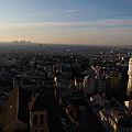 View From Basilica Of The Sacred Heart Of Paris - Sacre Coeur - Paris France - 011319 by DC Photographer