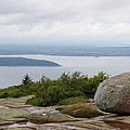 View From Cadillac Mountain by Christiane Schulze Art And Photography
