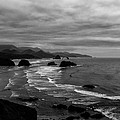 View From Ecola Park by  Kelly Hayner