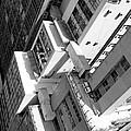View From Edificio Martinelli Bw - Sao Paulo by Julie Niemela