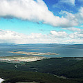 View From Martial Glacier, Ushuaia by Panoramic Images