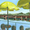 View From Martine's-new Hope by Addie Hocynec