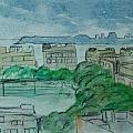 View From My Window by Vineeth Menon