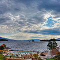 View From The Balcony Suite - Sagamore Resort by David Patterson