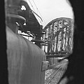 View From The Cab Of A Gg1 by Homer Hill