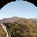 View From The Great Wall 696 by Terri Winkler