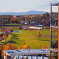 View From The Heights by Deb Putnam