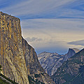 View From Wawona Tunnel by SC Heffner