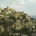 View Of Gordes by M N