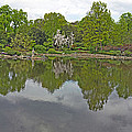 View Of Japanese Garden, Wroclaw, Poland by Panoramic Images