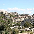 View Of Les Baux De Provence by Christiane Schulze Art And Photography