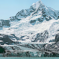 View Of Margerie Glacier In Glacier Bay by Panoramic Images