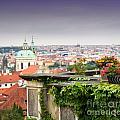 View Of Prague by Michal Bednarek