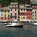 View Of The Portofino, Liguria, Italy by Panoramic Images