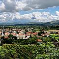 View Of Tuscany by Jennie Breeze