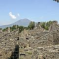 View Of Vesuvius by Eric Swan