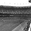 View Of Yankee Stadium by Underwood Archives