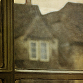 View Out An Old Window by Margie Hurwich