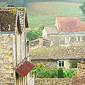 View Over Saint Emilion France 1 by Greg Matchick