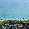 View Overlooking The Coastline by Stocktrek Images