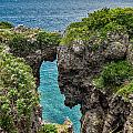 View Through The Crack  by Christopher Holmes