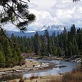 View To Paulina Peak by Carolyn Waissman