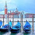 View To San Giorgio Maggiore by Heiko Koehrer-Wagner