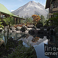 Viewing Arenal Volcano by Heiko Koehrer-Wagner