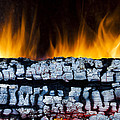 Views From The Fireplace by Marc Garrido