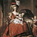 Vigee-lebrun, Elisabeth 1755-1842 by Everett