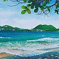 Vigie Beach - St. Lucia by Christopher Cox