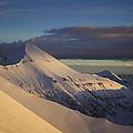 Vihren Peak In A Winter Outfit by Branislav Brankov