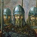 Vikings by Arturas Slapsys