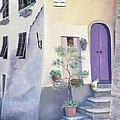 Villa Degli Algeri Tuscany by Jan Matson