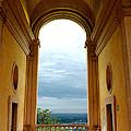 Villa Deste Tivoli Italy by Mike Nellums