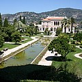 Villa Ephrussi De Rothschild And Garden by Christiane Schulze Art And Photography