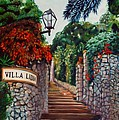 Villa Lidia by Nancy Bradley
