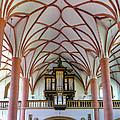 Villach Organ by Jenny Setchell