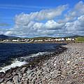 Village By The Sea - County Kerry - Ireland by Aidan Moran