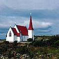 Village Church by Kathleen Struckle