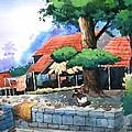 Village House by Vikas Yadav