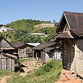 village in Madagascar by Rudi Prott