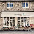 Village Shop by Julian Eales