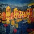 Village by Steve Pinchess