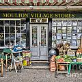 Village Stores 2 by Julian Eales