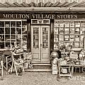 Village Stores 3 by Julian Eales